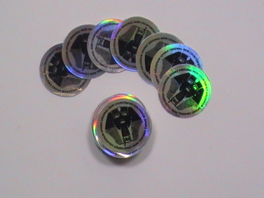 Hologram Stickers | Holographic Stickers | Sticker Printing
